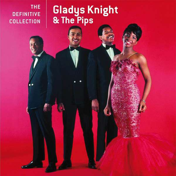 GLADYS KNIGHT & THE PIPS - The Definitive Collection - CD