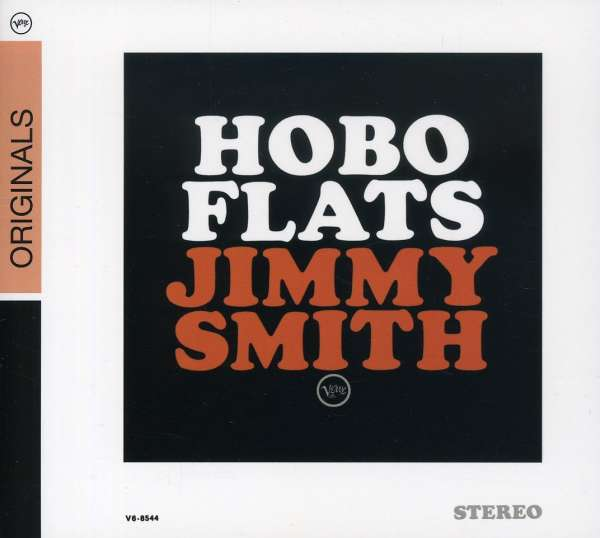 JIMMY SMITH - Hobo Flats - CD