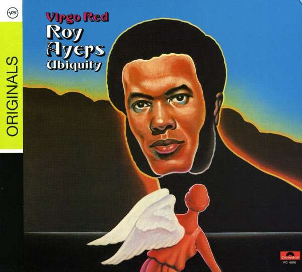 ROY AYERS UBIQUITY - Virgo Red - CD