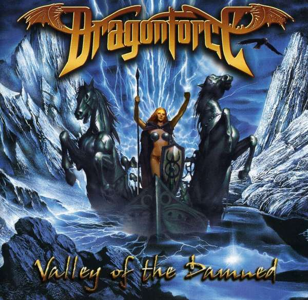 DRAGONFORCE - Valley Of The Damned (Remixed & Remastered) - DVD + 2CD