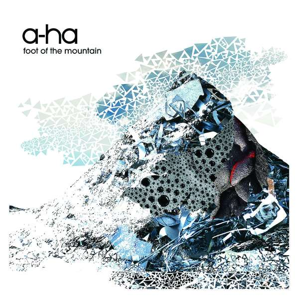 A-HA - Foot Of The Mountain - CD