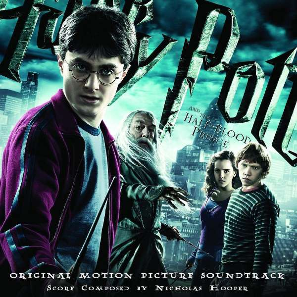 NICHOLAS HOOPER - Harry Potter And The Half-Blood Prince (Original Motion Picture Soundtrack) - CD