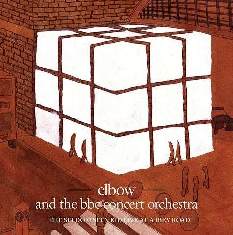 Elbow Seldom Seen Kid Abbey Road Live Version Cd Dvd