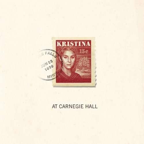 VARIOUS - Kristina At Carnegie Hall - CD x 2