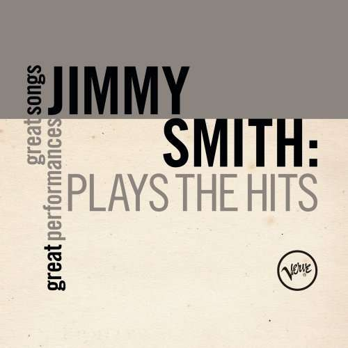 JIMMY SMITH - Plays The Hits - CD
