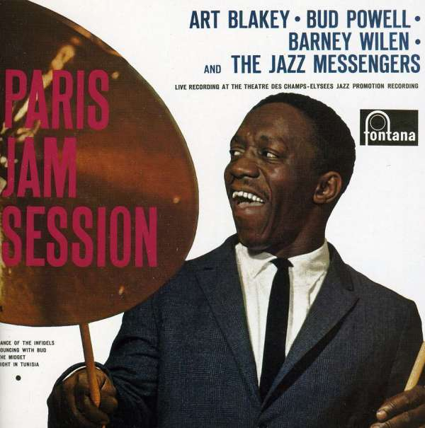 ART BLAKEY&THE JAZZ MESSENGERS - Paris Jam Session