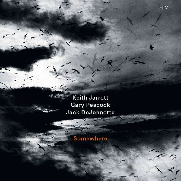 KEITH JARRETT / GARY PEACOCK / JACK DEJOHNETTE - Somewhere - CD
