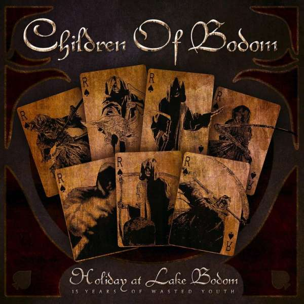CHILDREN OF BODOM - Holiday At Lake Bodom - 15 Years Of Wasted Youth - CD + bonus
