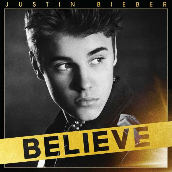 JUSTIN BIEBER - Believe - CD