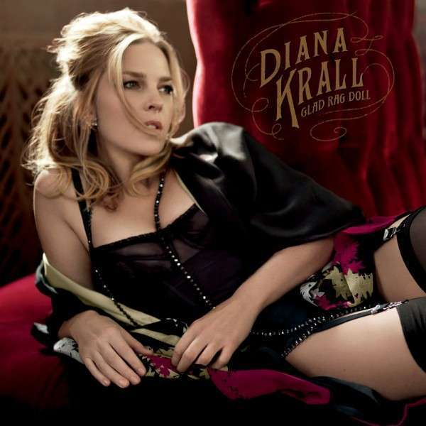DIANA KRALL - Glad Rag Doll Deluxe Edition - CD