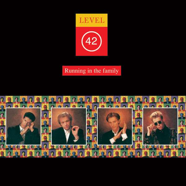 Level 42 Running In The Family Cd Jpc