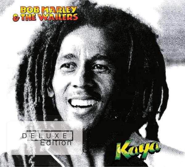 BOB MARLEY & THE WAILERS - Kaya - CD x 2