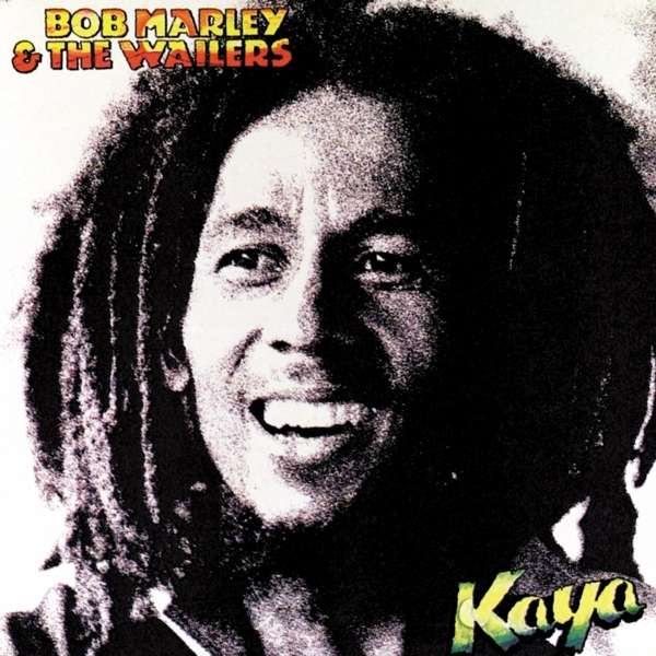 BOB MARLEY & THE WAILERS - Kaya - 33T