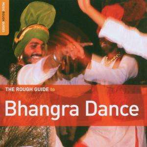 VARIOUS - The Rough Guide To Bhangra Dance - CD