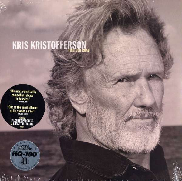 KRIS KRISTOFFERSON - This Old Road - LP