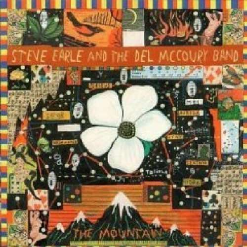 STEVE EARLE AND DEL MCCOURY BAND, THE - The Mountain - LP x 2