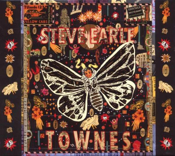 STEVE EARLE - Townes - LP x 2