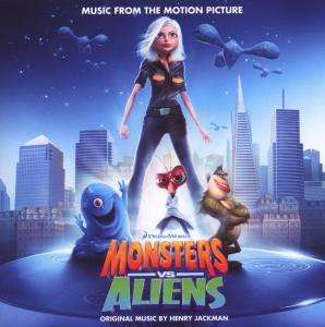 SOUNDTRACK - Monsters Vs Aliens