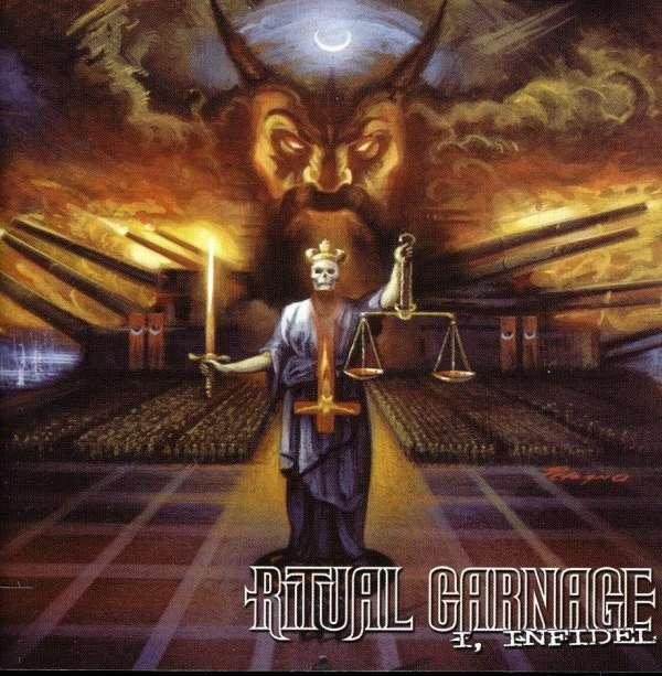 RITUAL CARNAGE - I, Infidel - CD