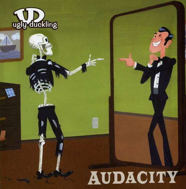 Ugly Duckling Audacity Cd Jpc