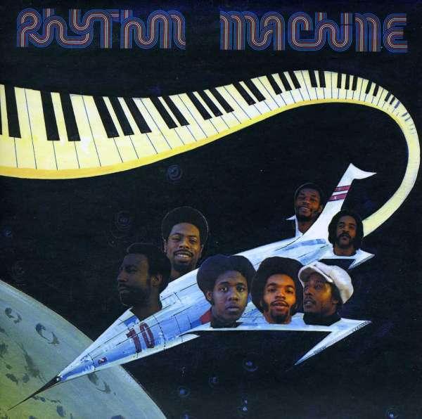 RHYTHM MACHINE - Rhythm Machine - CD
