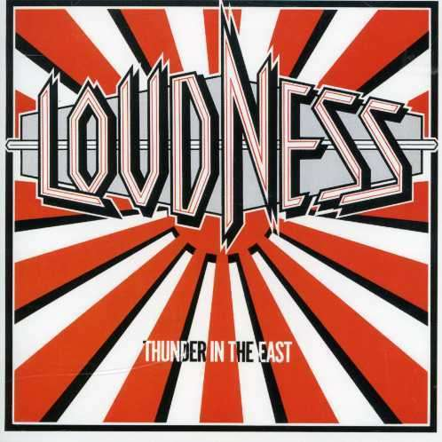 LOUDNESS - Thunder In The East - CD