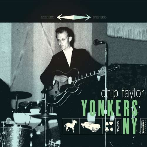 CHIP TAYLOR - Yonkers NY - LP
