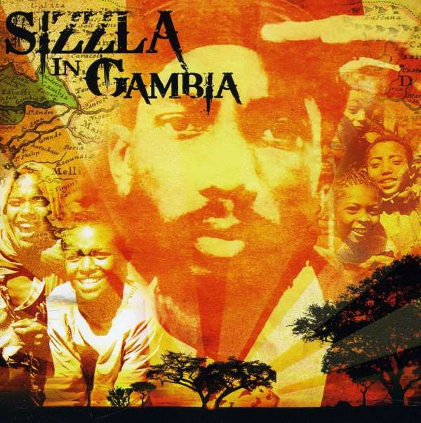 SIZZLA - In Gambia - CD