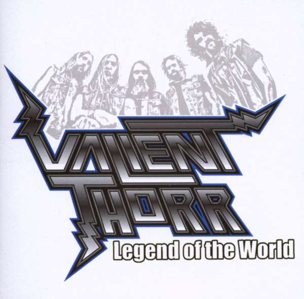 VALIENT THORR - Legend Of The World - CD