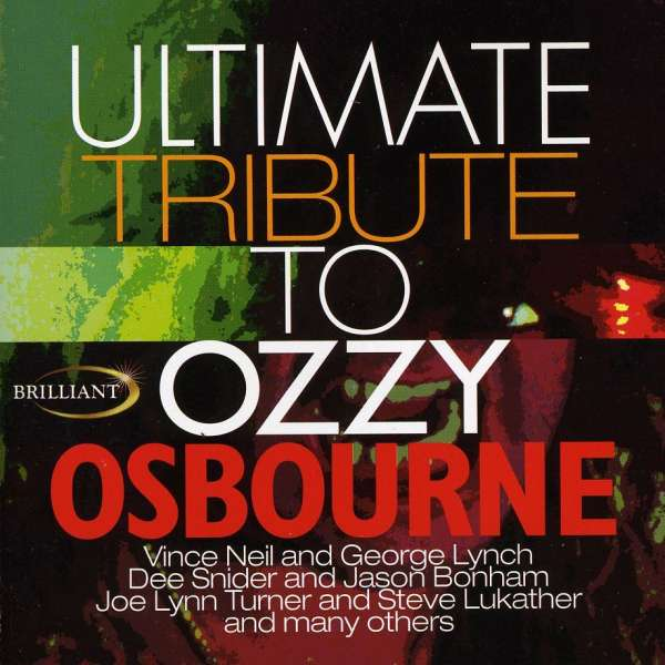 VARIOUS - Ultimate Tribute To Ozzy Osbourne - CD