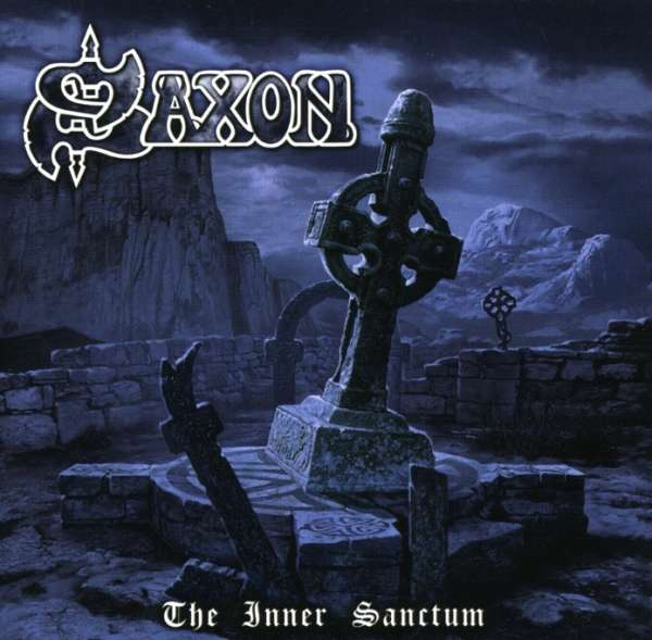 SAXON - The Inner Sanctum - DVD + 2CD