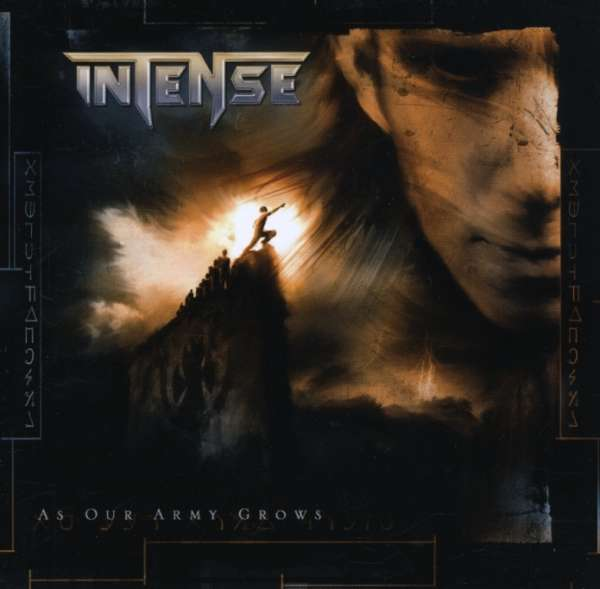 INTENSE - As Our Army Grows - CD