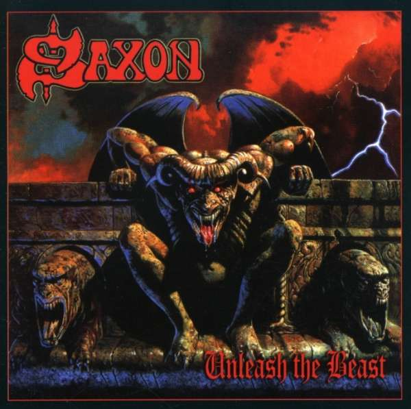 SAXON - Unleash The Beast - CD