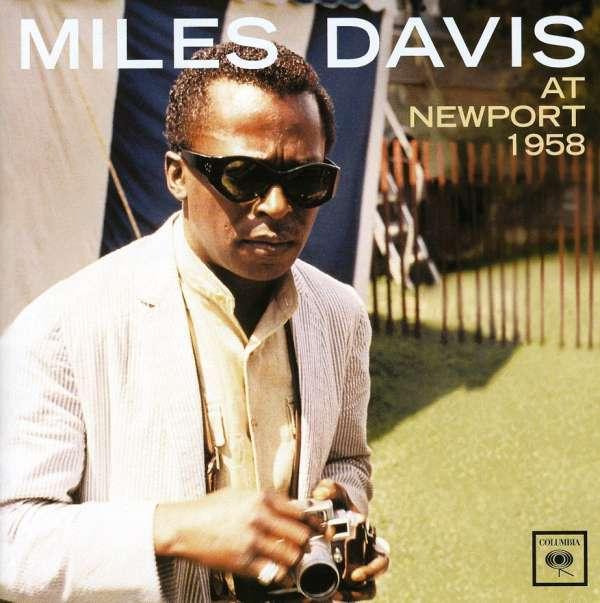 MILES DAVIS - At Newport 1958 - CD