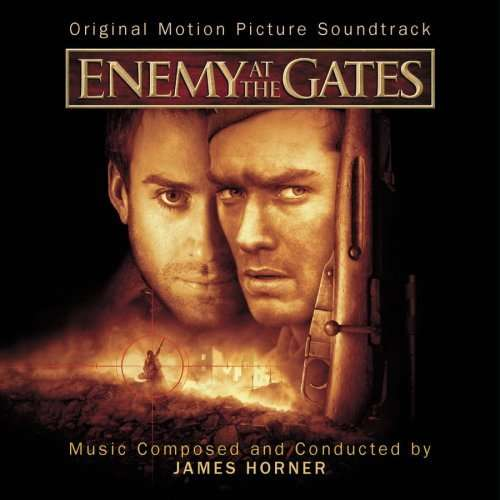 JAMES HORNER - Enemy At The Gates (Original Motion Picture Soundtrack) - CD