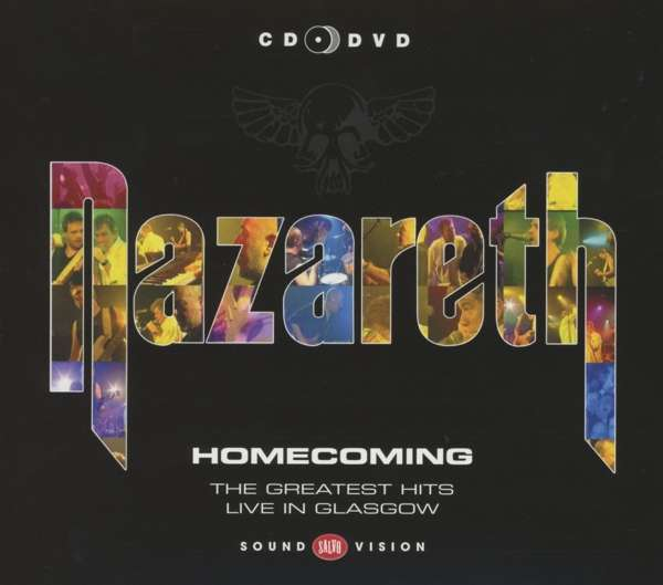 Nazareth Homecoming The Greatest Hits Live In Glasgow