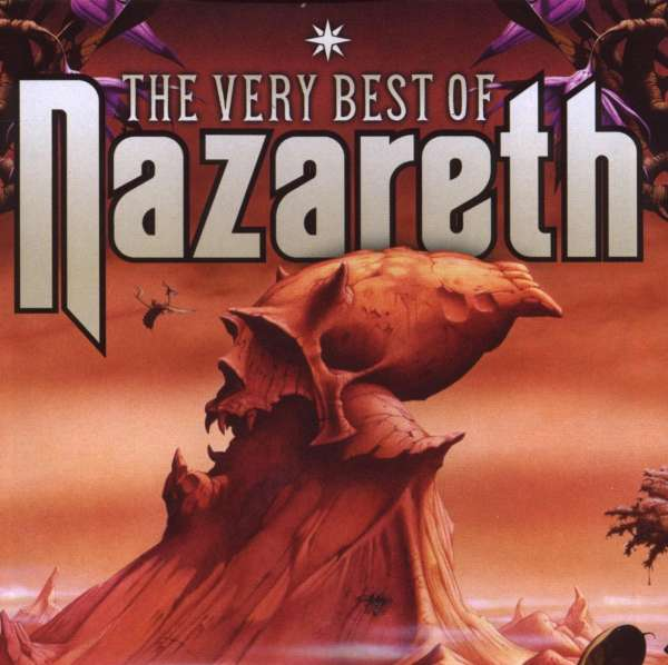Nazareth The Very Best Of Nazareth Cd Jpc