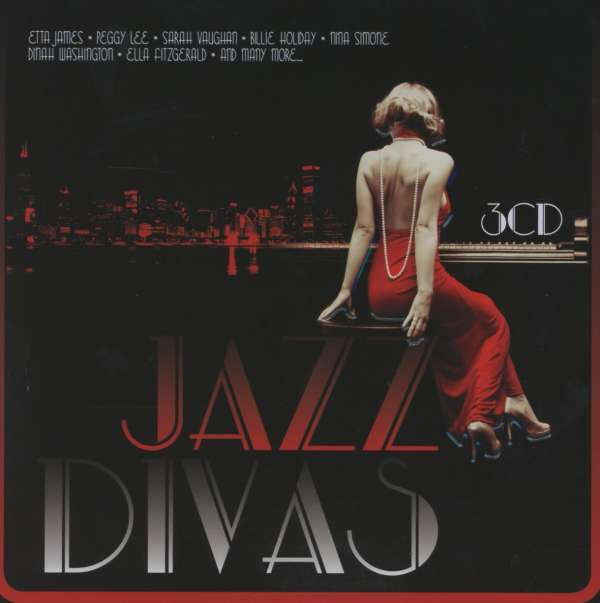 Jazz Divas Limited Metallbox Edition 3 Cds Jpc