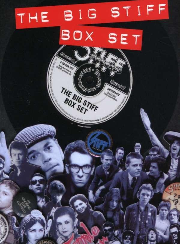 VARIOUS - The Big Stiff Box Set - CD Box Set