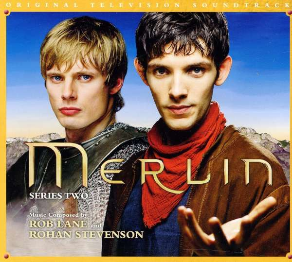 ROB LANE AND ROHAN STEVENSON - Merlin: Series Two (Original Television Soundtrack) - CD
