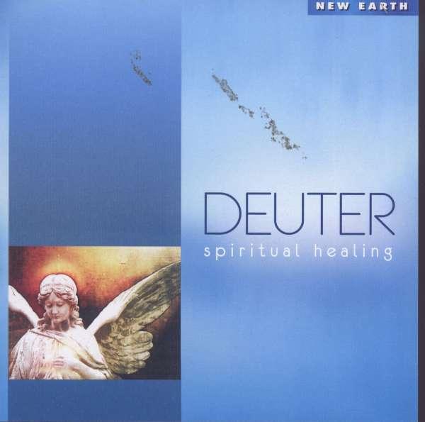 Deuter: Spiritual Healing, CD  Spiritual
