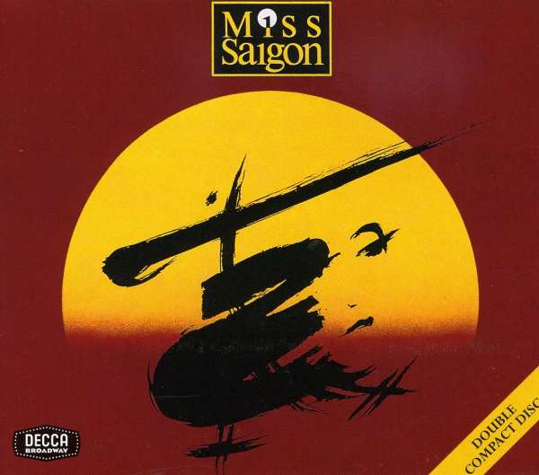BOUBLIL & SCHÖNBERG - Miss Saigon (Original London Cast Recording) - CD x 2
