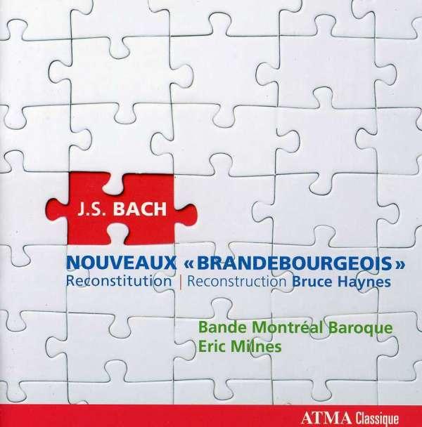 Bach: transcriptions diverses 0722056256520