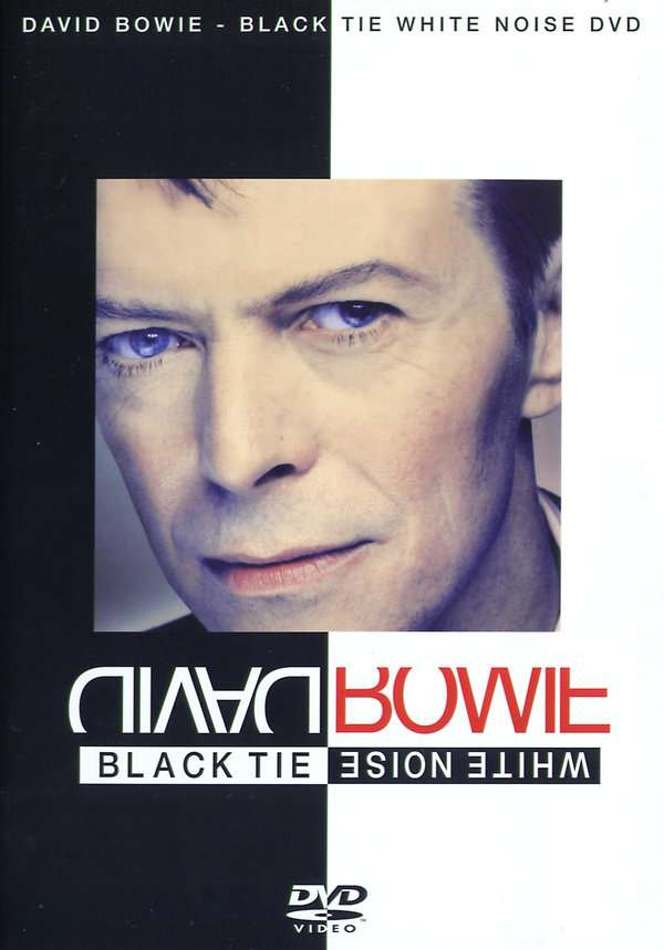 DAVID BOWIE - Black Tie White Noise - DVD