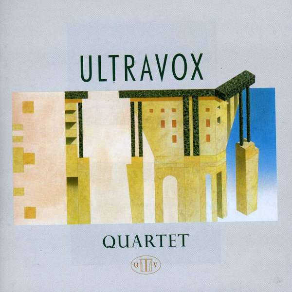 ULTRAVOX - Quartet - CD