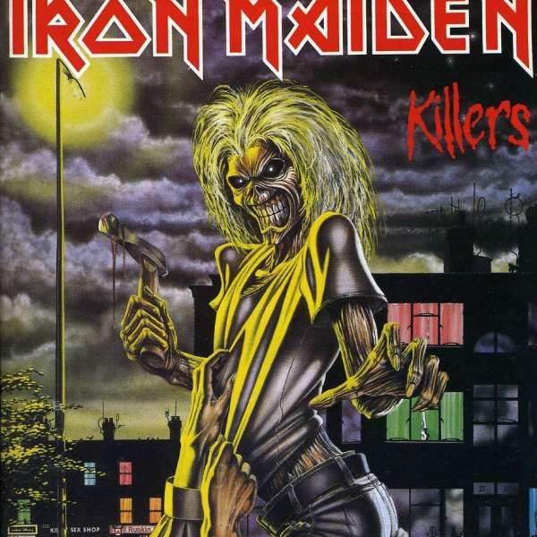 IRON MAIDEN - Killers - CD