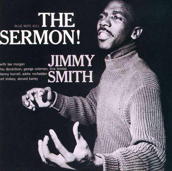 JIMMY SMITH - The Sermon! - CD