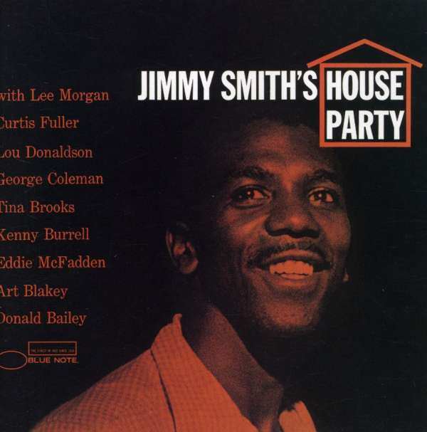 JIMMY SMITH - House Party - CD