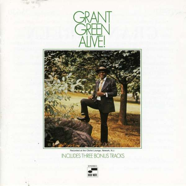 GRANT GREEN - Alive! - CD