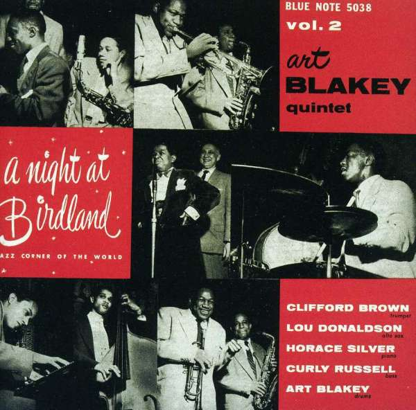 ART BLAKEY - A Night At Birdland Volume Two